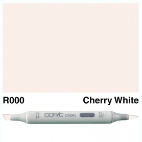 R000 Copic Ciao Cherry White