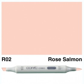 R02 Copic Ciao rose Salmon