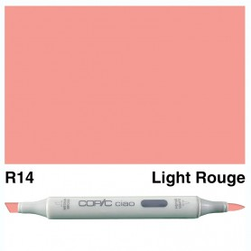 R14 Copic Ciao Ligth Rouge