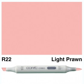 R22 Copic Ciao Light Prawn