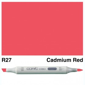 R27 Copic Ciao Cadmium Red