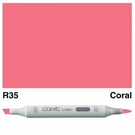 R35 Copic Ciao Coral