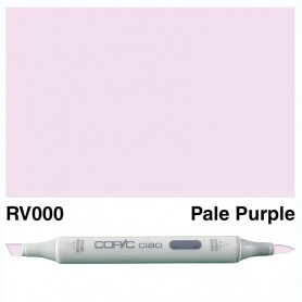 RV000 Copic Ciao Pale Purple
