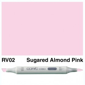 RV02 Copic Ciao Sugared Almong Pink