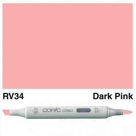 RV34 Copic Ciao Dark Pink