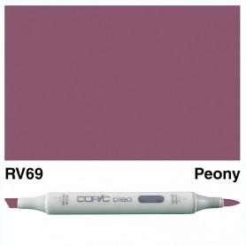 RV69 Copic Ciao Peony