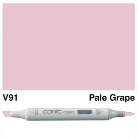 V91 Copic Ciao Pale Grape