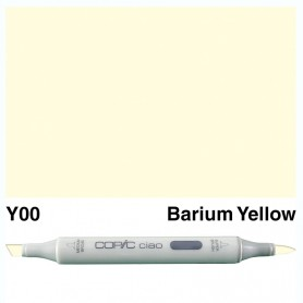 Y00 Copic Ciao Barium Yellow