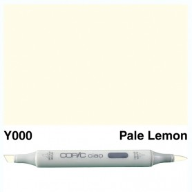 Y000 Copic Ciao Pale Lemon