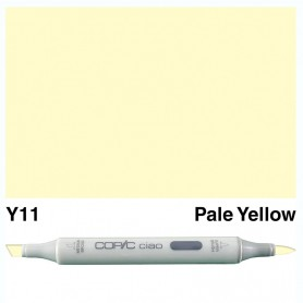 Y11 Copic Ciao Pale Yellow