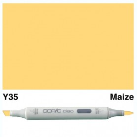 Y35 Copic Ciao Maize