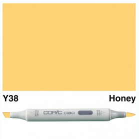 Y38 Copic Ciao Honey