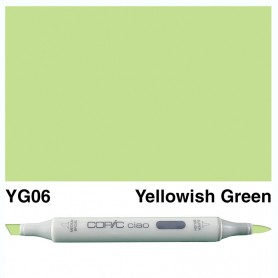 YG06 Copic Ciao Yellowish Green