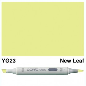 YG23 Copic Ciao New Leaf