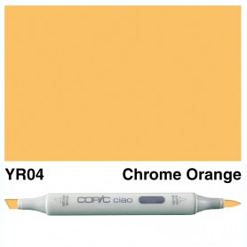YR04 Copic Ciao Chrome Orange