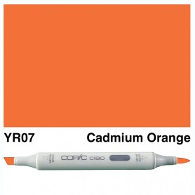 YR07 Copic Ciao Cadmium Orange