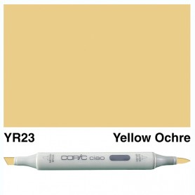 YR23 Copic Ciao Yellow Ochre