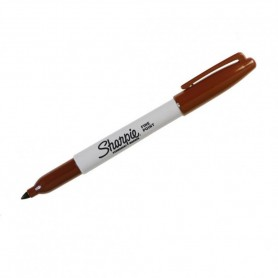 Pennarello Sharpie Fine Brown