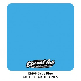 Eternal Ink 30ml - Baby Blue