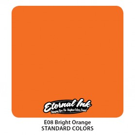 Eternal Ink 30ml - Bright Orange