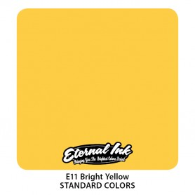 Eternal Ink 30ml - Bright Yellow