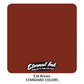 Eternal Ink 30ml - Brown