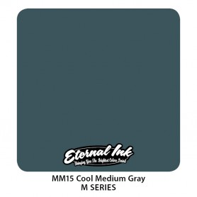Eternal Ink 30ml - Cool Medium Gray