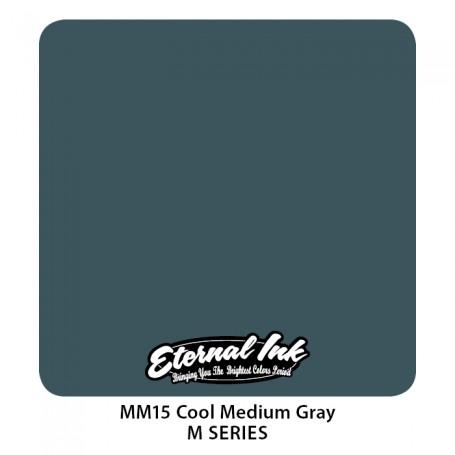 Eternal Ink 30ml - Cool Medium Gray