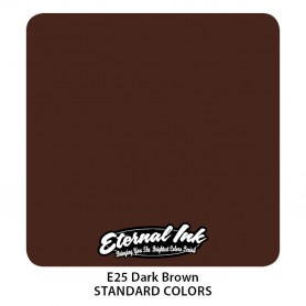 Eternal Ink 30ml - Dark Brown