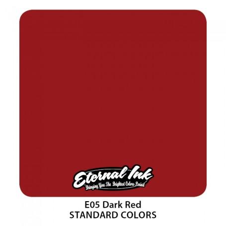 Eternal Ink 30ml - Dark Red