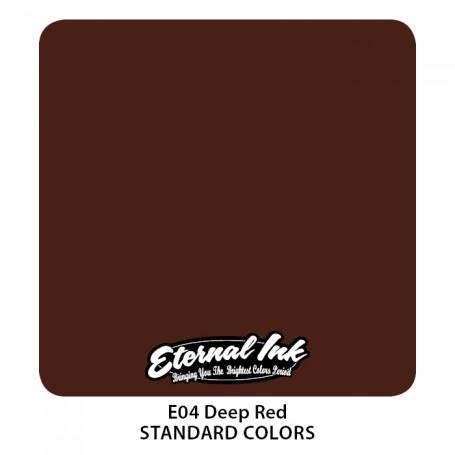 Eternal Ink 30ml - Deep Red
