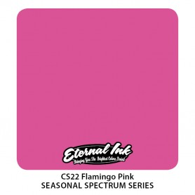 Eternal Ink 30ml - Flamingo Pink