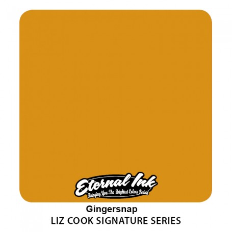 Eternal Ink 30ml - Gingersnap