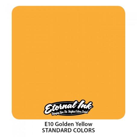 Eternal Ink 30ml - Golden Yellow