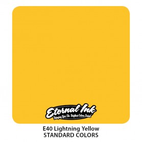 Eternal Ink 30ml - Lightning Yellow