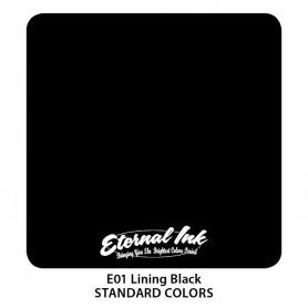 Eternal Ink 30ml - Lining  Black