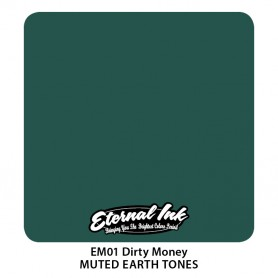Eternal Ink 30ml - Muted Earth Tones - Dirty Money