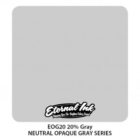 Eternal Ink 30ml - Neutral Gray 20