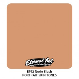 Eternal Ink 30ml - Nude Blush