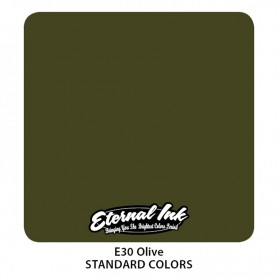 Eternal Ink 30ml - Olive