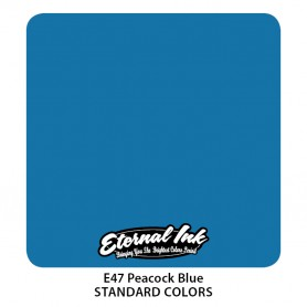 Eternal Ink 30ml - Peacock Blue