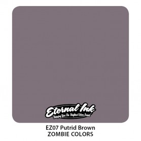 Eternal Ink 30ml - Putrid Brown