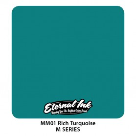 Eternal Ink 30ml - Rich Turquoise