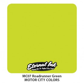 Eternal Ink 30ml - Roadrunner Green