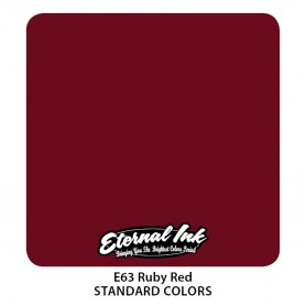 Eternal Ink 30ml - Ruby Red