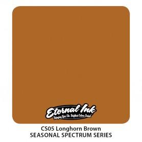 Eternal Ink 30ml - Seasonal Spectrum Longhorn Brown