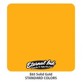 Eternal Ink 30ml - Solid Gold