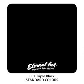 Eternal Ink 30ml - Triple Black