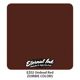 Eternal Ink 30ml - Undead Red