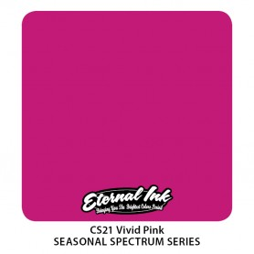 Eternal Ink 30ml - Vivid Pink